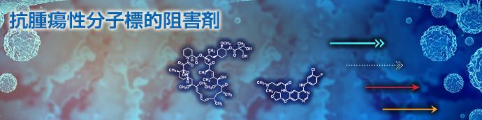 抗腫瘍性分子標的阻害剤