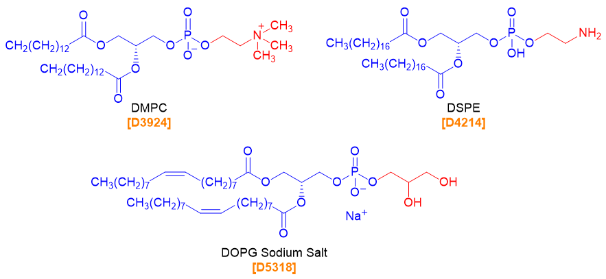 DMPC, DSPE, DOPG Sodium Salt
