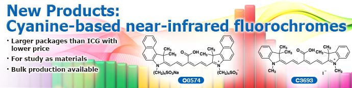 Cyanine-based Near-infrared Fluorochromes