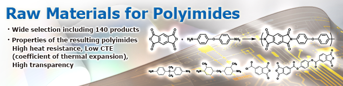 Polyimide Raw Materials