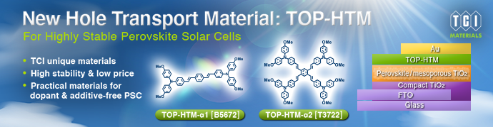 New Hole Trnsport Material for Highly Stable Perovskite Solar Cells
