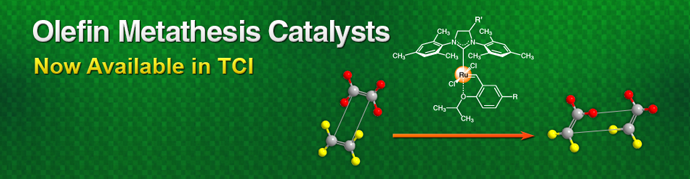 Olefin Metathesis Catalysts