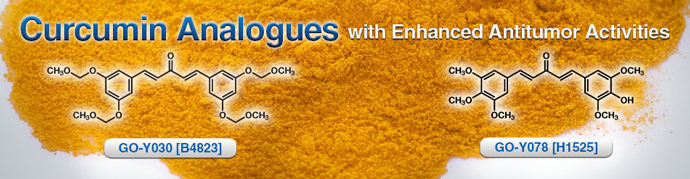 Curcumin Analogues with Enhanced Antitumor Activities