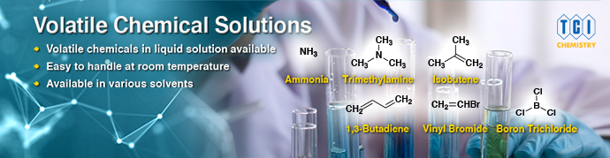 Volatile Chemical Solutions