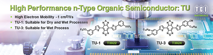 High Performance n-Type Organic Semiconductor: TU