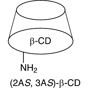 3A-Amino-3A-deoxy-(2AS,3AS)-β-cyclodextrin Hydrate