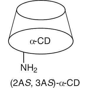 3A-Amino-3A-deoxy-(2AS,3AS)-α-cyclodextrin