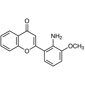 2-(2-Amino-3-methoxyphenyl)chromone