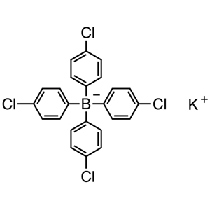 Potassium Tetrakis(4-chlorophenyl)borate [Anion for the neutral carrier type ion electrode]