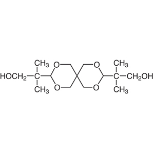 3,9-Bis(1,1-dimethyl-2-hydroxyethyl)-2,4,8,10-tetraoxaspiro[5.5]undecane
