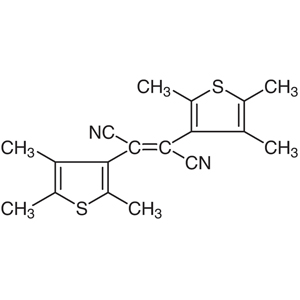 trans-1,2-Dicyano-1,2-bis(2,4,5-trimethyl-3-thienyl)ethene