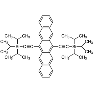 6,13-Bis(triisopropylsilylethynyl)pentacene (This product is unavailable in the U.S.)