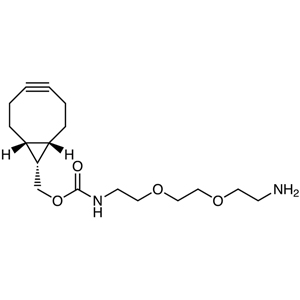 N-(1R,8S,9s)-Bicyclo[6.1.0]non-4-yn-9-ylmethyloxycarbonyl-1,8-diamino-3,6-dioxaoctane