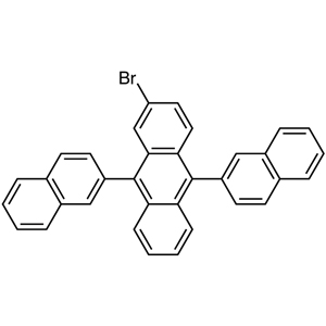 2-Bromo-9,10-di(2-naphthyl)anthracene