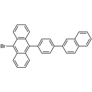 9-Bromo-10-[4-(2-naphthyl)phenyl]anthracene