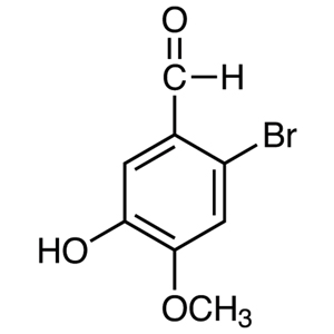 2-Bromo-5-hydroxy-4-methoxybenzaldehyde