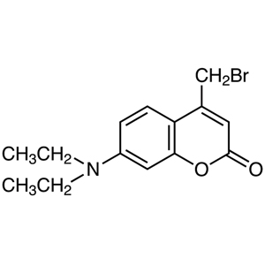 4-(Bromomethyl)-7-(diethylamino)coumarin