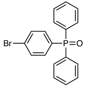 (4-Bromophenyl)diphenylphosphine Oxide