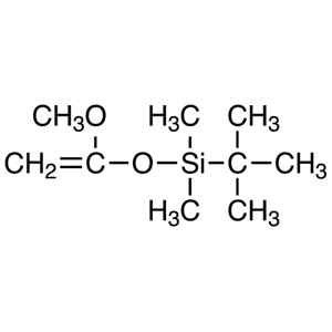 1-(tert-Butyldimethylsilyloxy)-1-methoxyethene