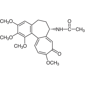 Colchicine (contains 5% Ethyl Acetate at maximum)