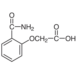 (2-Carbamoylphenoxy)acetic Acid