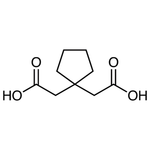 1,1-Cyclopentanediacetic Acid