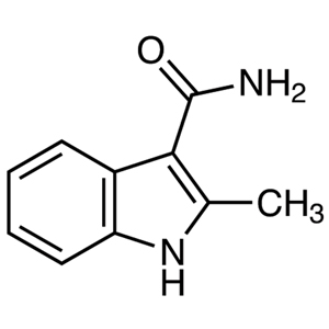 2-Methylindole-3-carboxamide