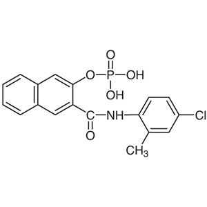 Naphthol AS-TR Phosphate [for Biochemical Research]