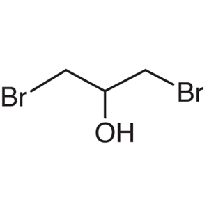 1,3-Dibromo-2-propanol (stabilized with Copper chip)