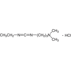 1-(3-Dimethylaminopropyl)-3-ethylcarbodiimide Hydrochloride [Coupling Agent for Peptides Synthesis]