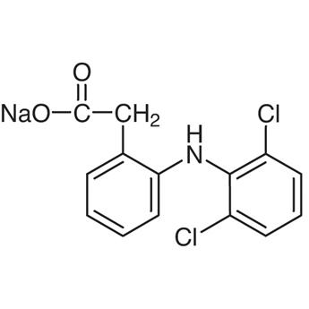 Diclofenac Sodium Salt 15307 79 6 Tokyo Chemical Industry Co Ltd Apac