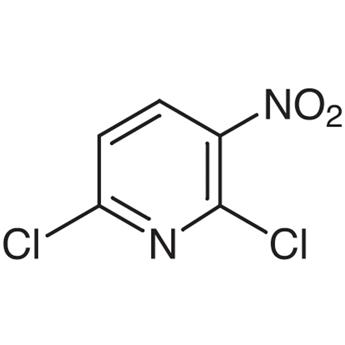 2,6-Dichloro-3-nitropyridine 16013-85-7 | TCI EUROPE N.V.