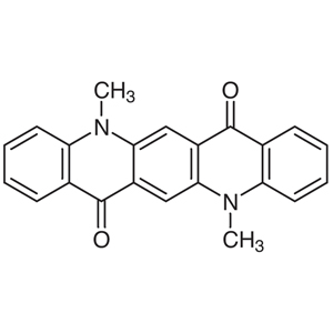 N,N'-Dimethylquinacridone (purified by sublimation)