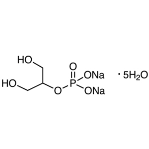 Disodium β-Glycerophosphate Pentahydrate [for Biochemical Research]