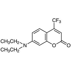 7-(Diethylamino)-4-(trifluoromethyl)coumarin