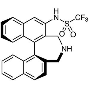 N-[(11bS)-4,5-Dihydro-3H-dinaphtho[2,1-c:1',2'-e]azepin-2-yl]trifluoromethanesulfonamide