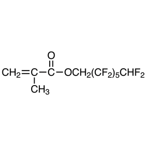 2,2,3,3,4,4,5,5,6,6,7,7-Dodecafluoroheptyl Methacrylate (stabilized with TBC)