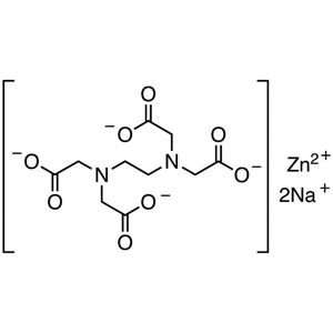 Ethylenediaminetetraacetic Acid Disodium Zinc Salt