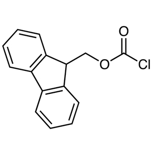 9-Fluorenylmethyl Chloroformate [N-Protecting Agent for Peptides Research]