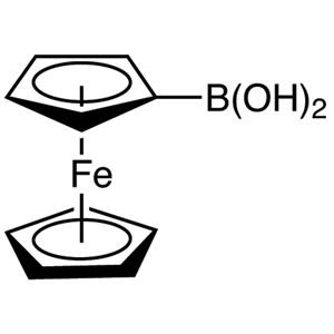Ferroceneboronic Acid (contains varying amounts of Anhydride) [Cyclic boronating reagent for GC/MS]