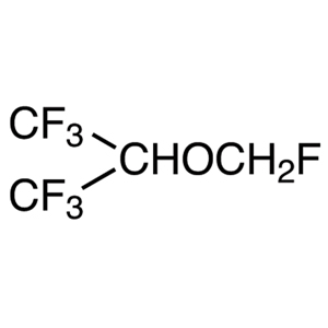 Fluoromethyl 1,1,1,3,3,3-Hexafluoroisopropyl Ether