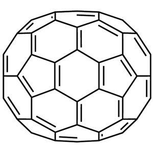 Fullerene C70 (purified by sublimation) [for organic electronics]