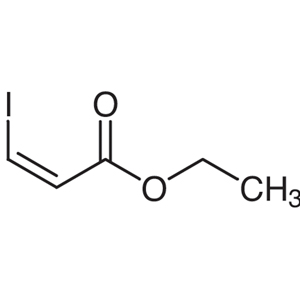 Ethyl cis-3-Iodoacrylate (stabilized with Copper chip)