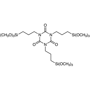 Tris[3-(trimethoxysilyl)propyl] Isocyanurate
