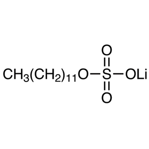 Lithium Dodecyl Sulfate [for Biochemical Research]