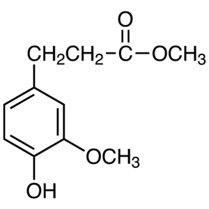 Methyl 3-(4-Hydroxy-3-methoxyphenyl)propionate