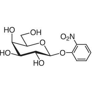 2-Nitrophenyl β-D-Galactopyranoside [Substrate for β-D-Galactosidase]