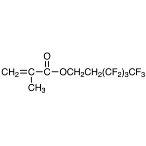 1H,1H,2H,2H-Nonafluorohexyl Methacrylate (stabilized with MEHQ)