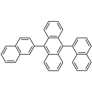 9-(1-Naphthyl)-10-(2-naphthyl)anthracene