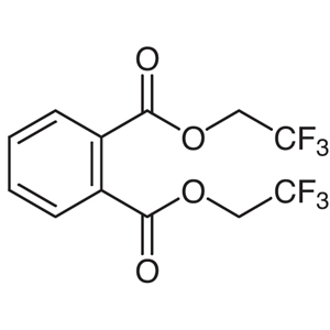 Bis(2,2,2-trifluoroethyl) Phthalate [Standard for Phthalate GLC Determination]